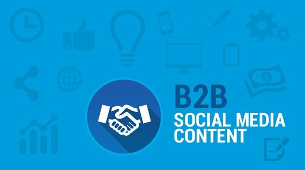 b2b social media strategies
