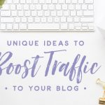 how to increase websites traffic